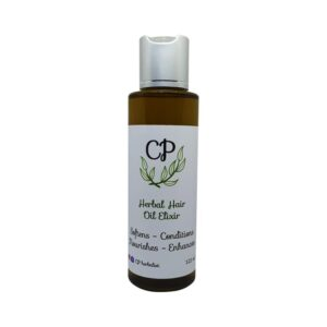 CP Herbalist Hair Oil Elixir